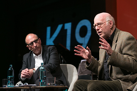 Richard Sennett and Carles Muro