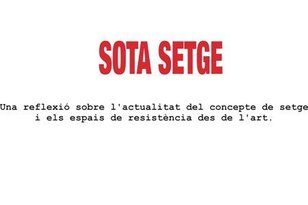 Sota setge