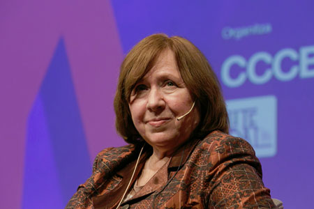 Svetlana Alexievich: The Voices of History