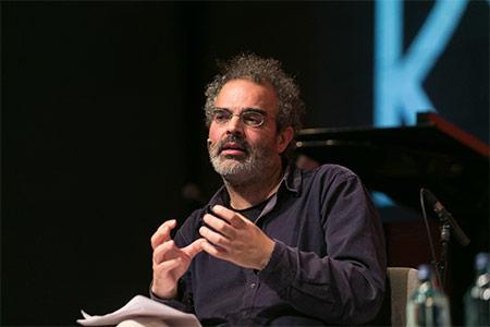 Gonçalo M. Tavares i Enrique Vila-Matas