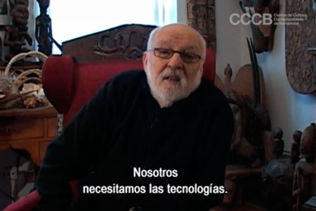 Metamorfosis. Jan Švankmajer about the use of technology