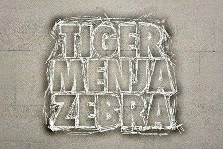 Emergència! 2013. Tiger Menja Zebra
