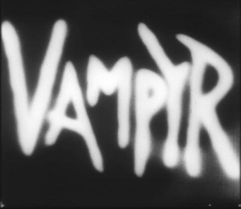 La vella i el mal. A propòsit de Vampyr