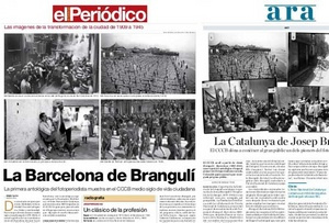 Brangulí: La premsa ha dit…