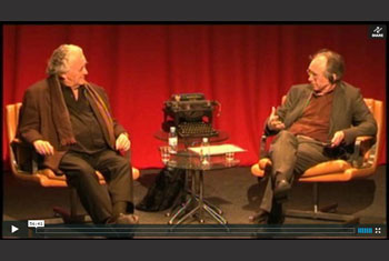 KOSMOPOLIS 2011 // IIan McEwan and Jorge Wagensberg (CAT)
