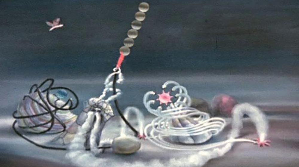 A Phantasy (Norman McLaren, 1952)