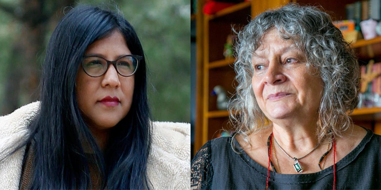 Imagen de: La ciudad de las mujeres: Rita Segato y Gabriela Wiener