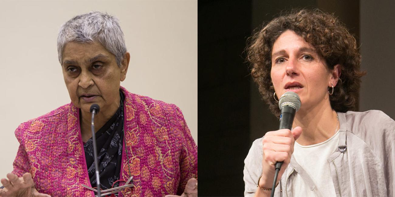 Imagen de: La educación del futuro: Gayatri Spivak y Marina Garcés