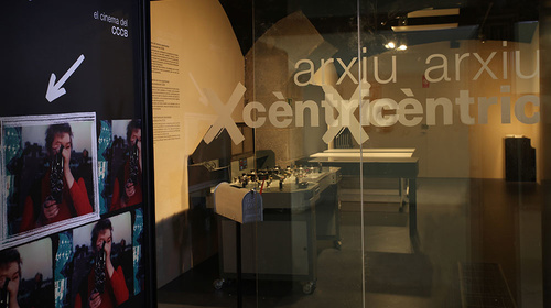 Guided visits to the Xcèntric Archive