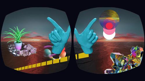 «Univers Eutòpic» Creació col·lectiva d'un entorn de realitat virtual