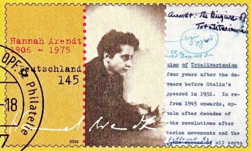 Revolución 3/6. Fina Birulés lee a Hannah Arendt