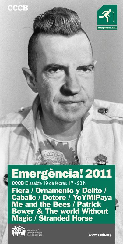 Emergència! 2011
