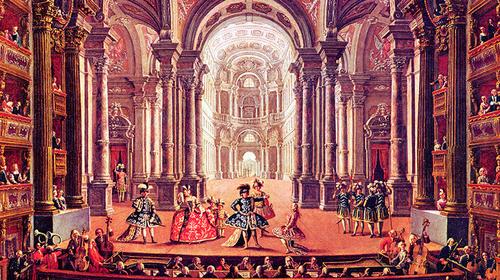 El gran teatro del mundo. La eclosión del teatro moderno en Europa