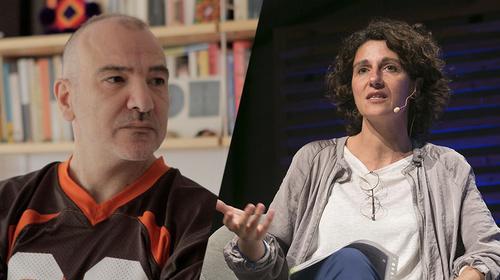 Marina Garcés and Guillem Sala in Conversation