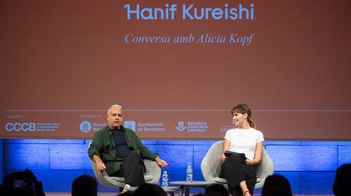 Trobada amb Hanif Kureishi