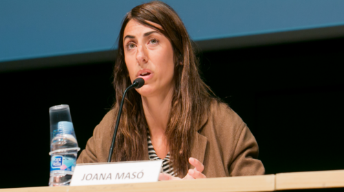 Aula Oberta #9: Joana Masó