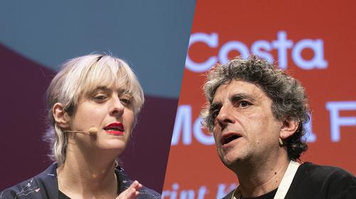 Lucía Lijtmaer y Jordi Costa