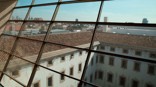 Visit the Mirador of the CCCB