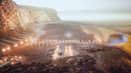 Projecte Nüwa: What is the technology return of exploring Mars?