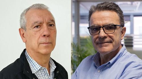 Conversación con Miguel Pajares y Rafael Vilasanjuan