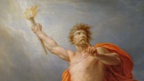 Seis mitos en la literatura: Prometeo