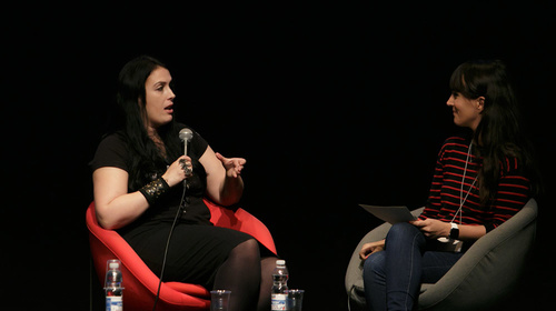 La narrativa del píxel: trobada amb Rhianna Pratchett