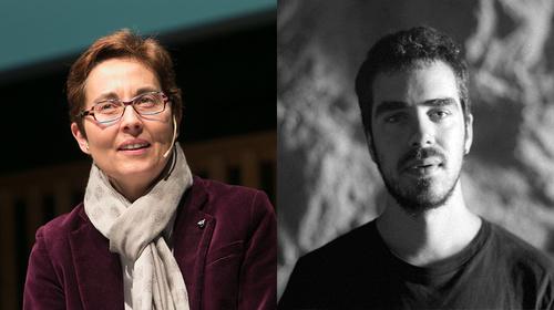 Conferència de Marta Segarra i diàleg amb Gerard Ortín