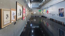 Jaime Serra, Time-Life-Time, 2021. Instalación | © CCCB, 2021 La Fotogràfica