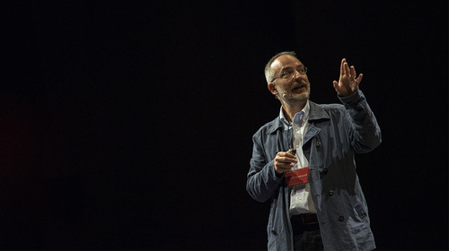 Conferencia de Stefano Mancuso