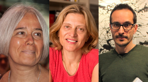 Conversa amb Tatiana Kasatkina, Tamara Djermanovic i Miquel Cabal