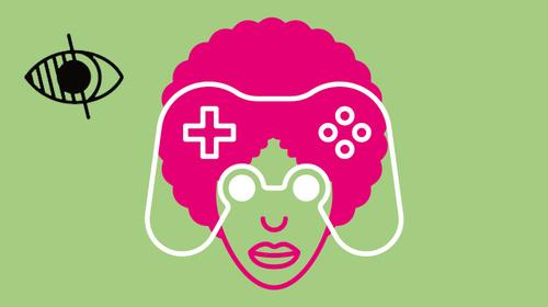 «Gameplay» para personas con ceguera o baja visión