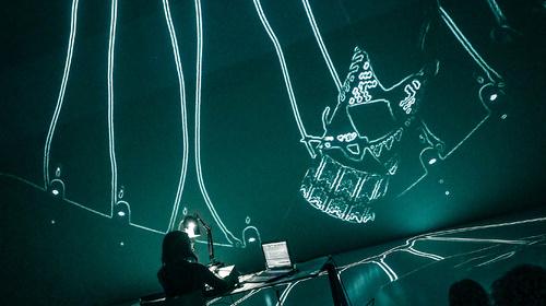 Híbridos. Artes en vivo y tecnología digital