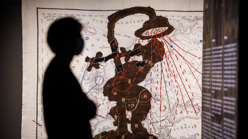 Visita comentada a «William Kentridge»