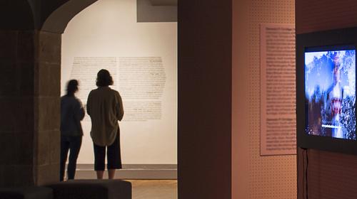 Presentación de la exposición «Marte. El espejo rojo»