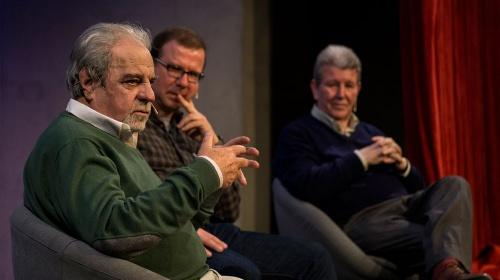 Juan Marsé, Josep Maria Cuenca i Jorge Herralde