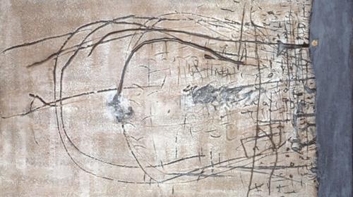 «Tàpies als 30» en la Fundación Antoni Tàpies