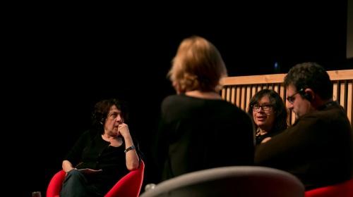 Hoda Barakat, Jordi Puntí i Alida Bremer. Presenta: Misia Sert