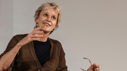 Conversation with Siri Hustvedt