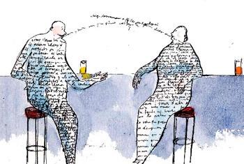 Trazos de escritura