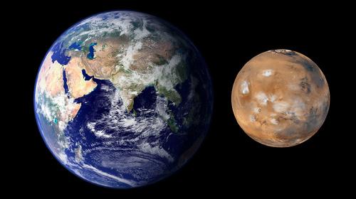 Viquimaratón marciana