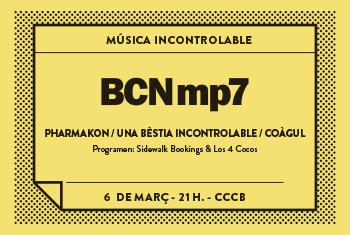 BCNmp7. Uncontrollable Music