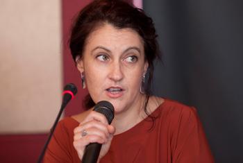 Albena Azmanova  | CCCB © Miquel Taverna, 2012