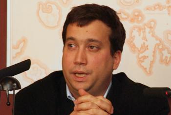 Eyal Weizman  | © CCCB, 2005. Autor: Susana Gellida