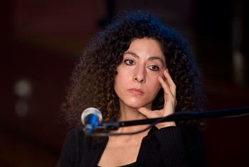 Leila Guerriero    CCCB © Miquel Taverna, 2010