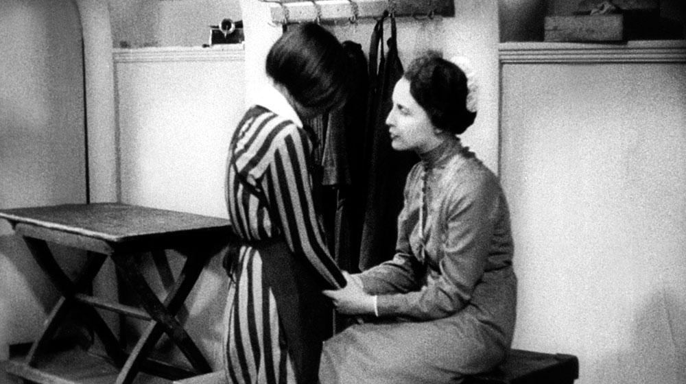 Mädchen in Uniform (Leontin Sagan, 1931) @Beta Films