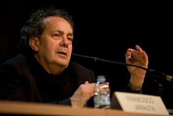 Francisco Jarauta    CCCB © Miquel Taverna, 2010