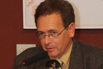 José Luis Pardo    © CCCB, 2005. Author: Susana Gellida