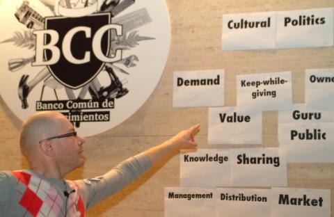 BCC - Banc Comú de Coneixements