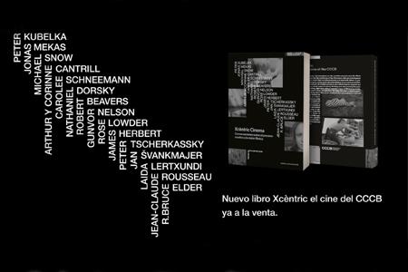Xcèntric Cinema. Conversaciones sobre el proceso creativo y la visión fílmica (CCCB i Terranova, 2018). (I)