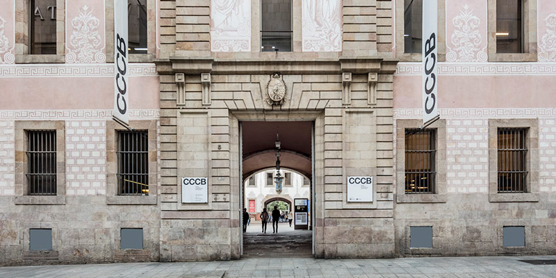 © CCCB, 2018. Adrià Goula